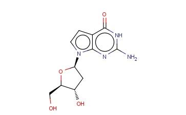 7-DEAZA-2'-DEOXYGUANOSINE