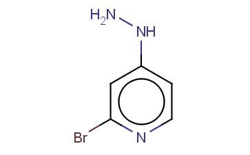 2-BROMO-4-HYDRAZINOPYRIDINE
