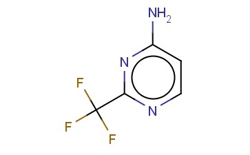 2-(TRIFLUOROMETHYL)PYRIMIDIN-4-AMINE