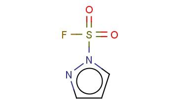 1H-PYRAZOLE-1-SULFONYL FLUORIDE