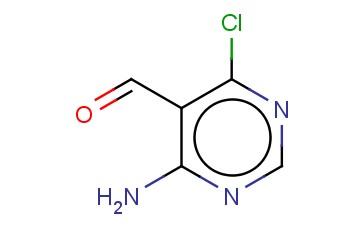4-氨基-6-氯-5-嘧啶甲醛